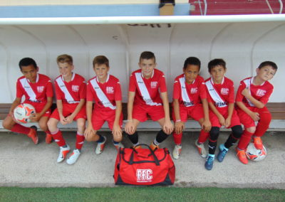 PHOTO U13 3 FOUGERES FOOTBALL