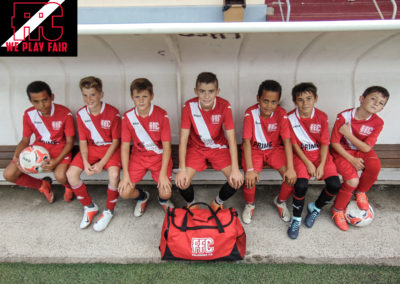 U13 16 FOUGERES FOOTBALL CLUB