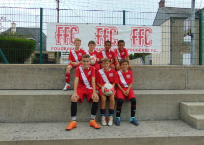 PHOTO U13 4 FOUGERES FOOTBALL