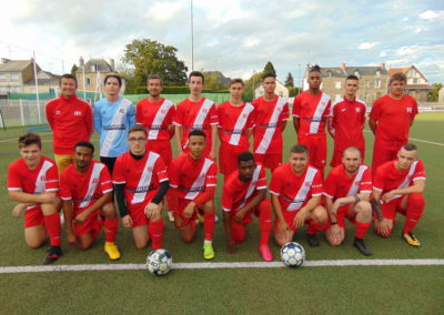 PHOTO SENIORS 2 FOUGERES FOOTBALL
