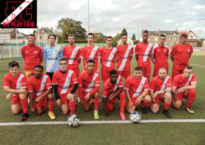 SENIORS 2 2 FOUGERES FOOTBALL CLUB