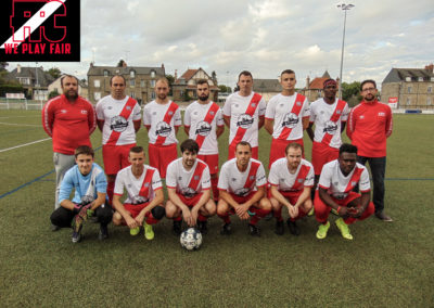 SENIORS 1 2 FOUGERES FOOTBALL CLUB