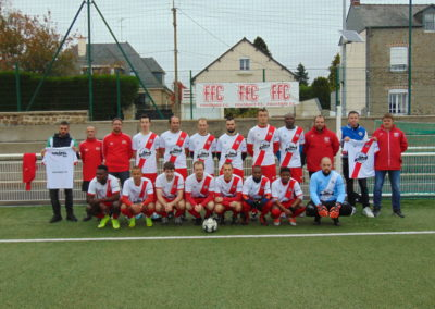 PHOTO SENIORS 1 FOUGERES FOOTBALL